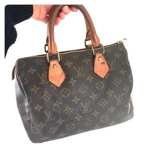 Amazing Louis Vuitton Speedy 25!!